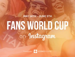 Fans World Cup on Instagram