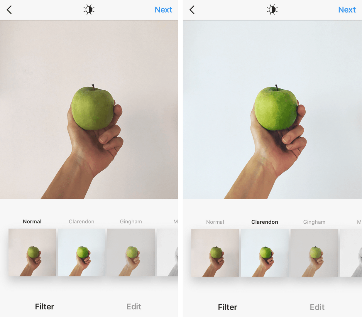 The 10 Most Used Instagram Filters (According to Iconosquare