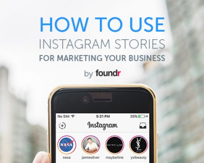 Instagram Stories for Businesses