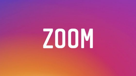 Instagram zoom is now available
