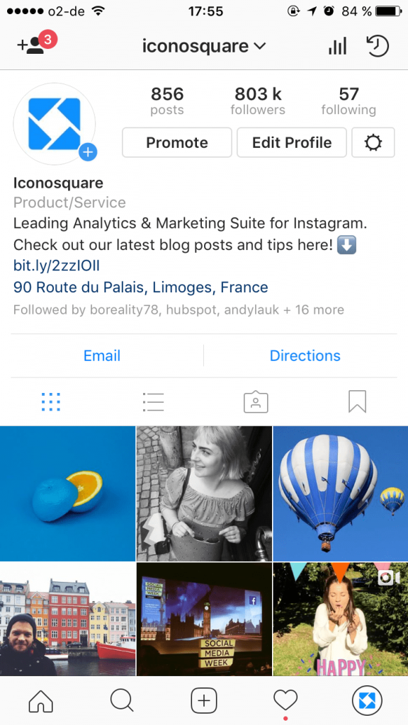 Iconosquare's Instagram Analytics: A Step-by-Step Guide