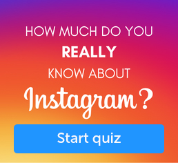 Instagram Quiz