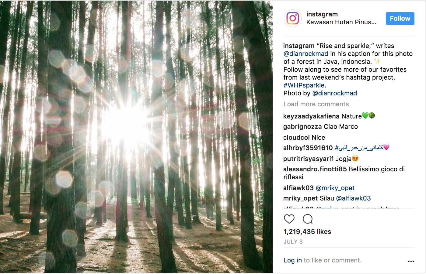 How to create quality Instagram content with contrast and balance