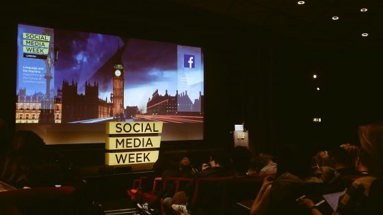 9 social media facts we learned at Social Media Week London 2017