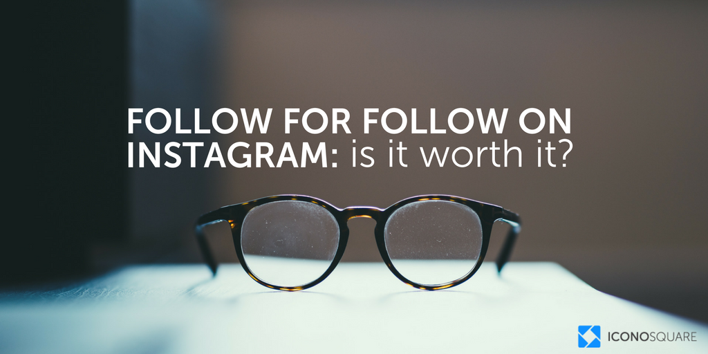 Follow for Follow on Instagram: Is it Worth It?