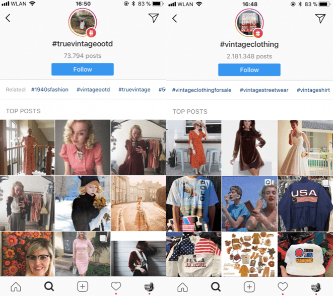 How to Use Hashtags on Instagram to Grow Your Account: use longtail hashtags