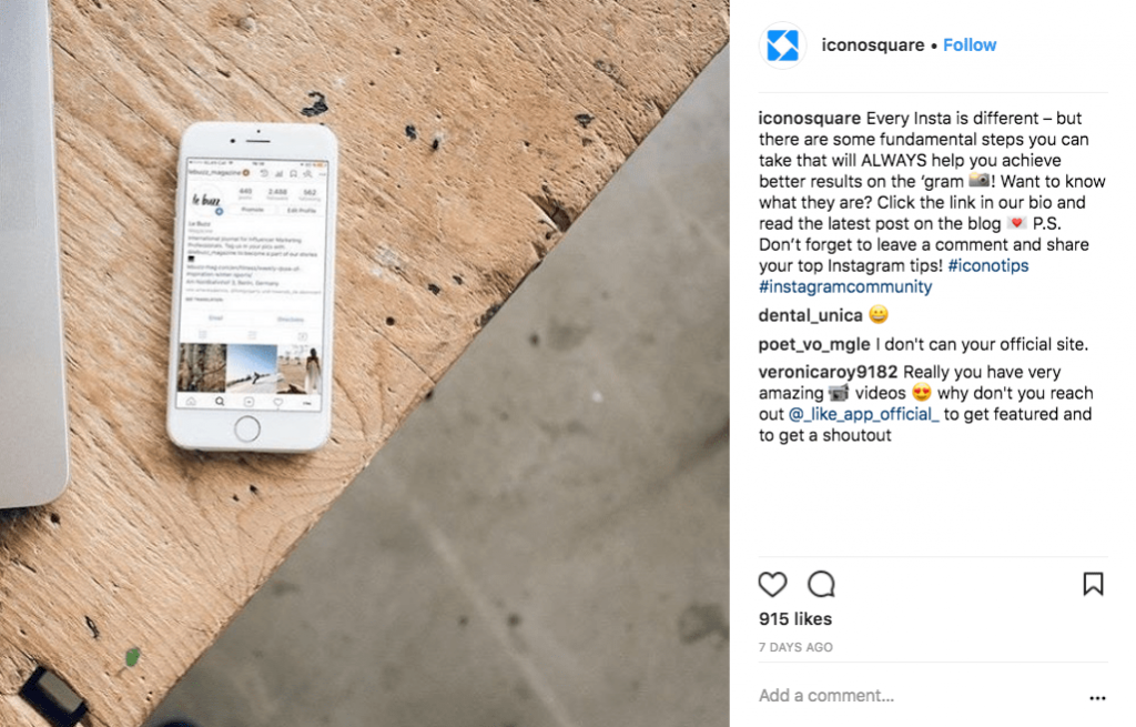 4 Simple Ways to Develop a Strong Brand Voice on Instagram