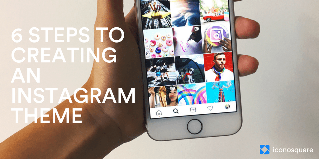 How to make an Instagram theme for your brand