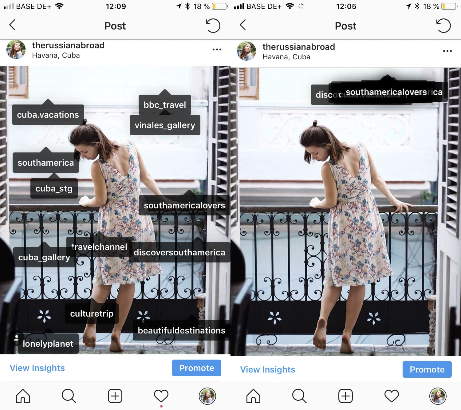 Instagram tips: How to hide tagged users from your photo!