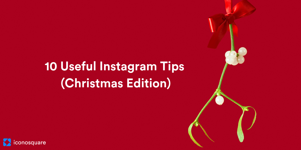 Instagram Tips Christmas